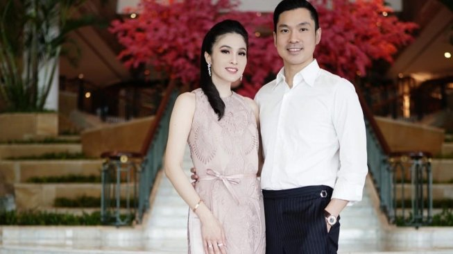 Wow, Sandra Dewi dan Suami Beli Jet Pribadi