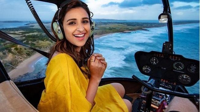 Bintang Bollywood Parineeti Chopra Rupanya Juga Suka Indomie