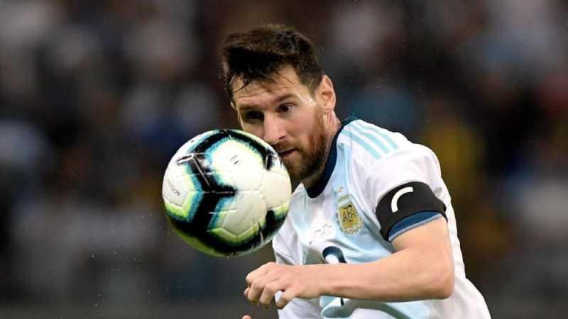 Messi: Gila Jika Argentina Gagal Lolos di Copa America
