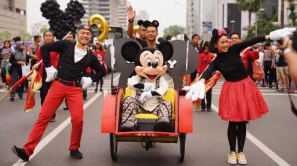 Mickey Mouse Ulang Tahun, Yuk Intip Perayaannya!
