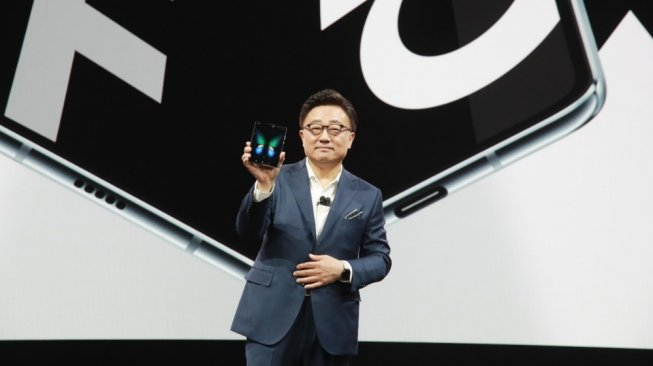 Samsung Galaxy Fold Meluncur 6 September, Saingi iPhone 11