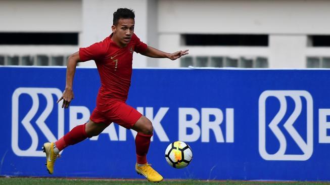 Egy Ungkap Kesiapannya Tampil di Piala Asia U-19 2018