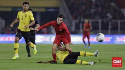 Indonesia Kalah 2-3 dari Malaysia