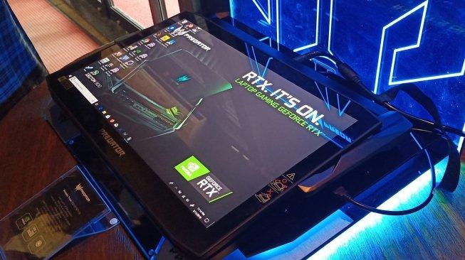Acer Luncurkan Dua Laptop Gaming di Jakarta