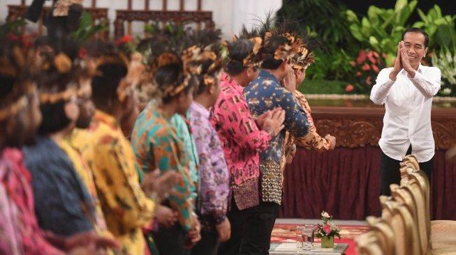 Jokowi Bangun Istana di Papua, Ketua DPRD Jayapura Sumbang Tanah 10 Hektare
