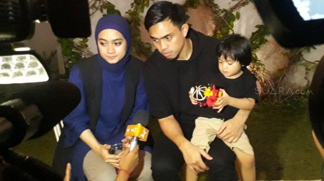 Ayudia Bing Slamet dan Suami Akan Menetap di Bali