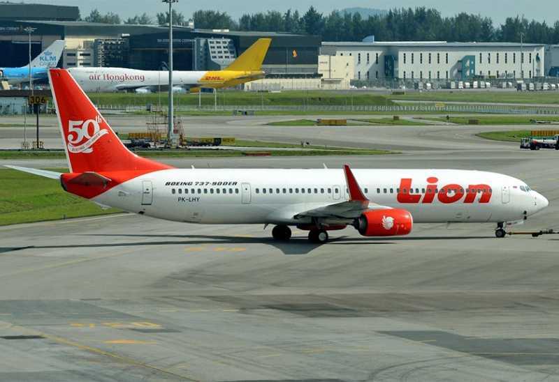 Lion Grup Akan Buka Penerbangan ke India