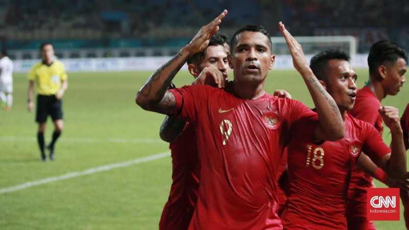 Timnas Indonesia Kalahkan Myanmar 3-0, Beto Anggap Biasa Saja