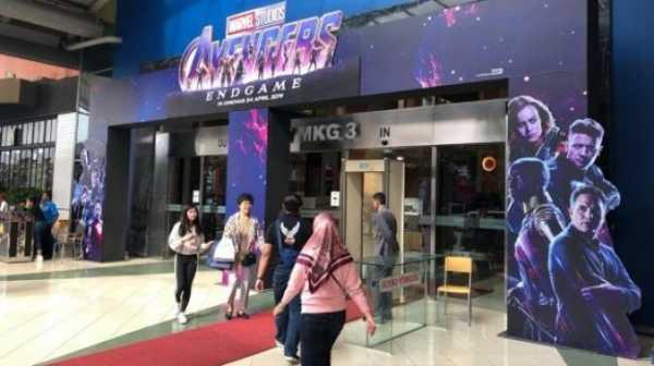 Baru di MKG, Pusat Jajanan Instagramable Sampai Dekorasi Ala Avangers