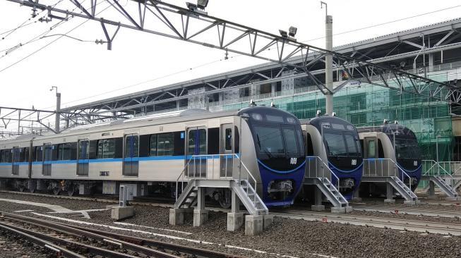 Mulai 12 Maret, Masyarkat Umum Bisa Menikmati Uji Coba MRT Gratis