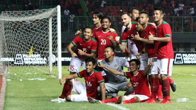 Jadwal Timnas Indonesia di Tsunami Cup 2017