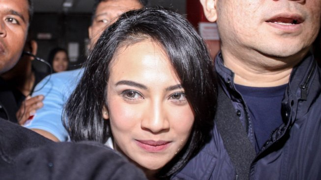 Vanessa Angel Menolak Dijemput Sang Ayah saat Bebas Penjara