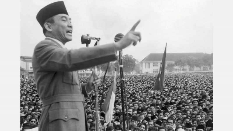 Sejarawan: Singkatan Jas Merah Bukan dari Sukarno