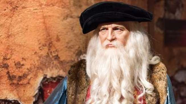 Leonardo DiCaprio Akan Perankan Leonardo da Vinci