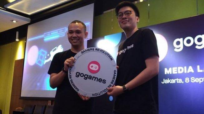 Penuhi Kebutuhan Gamers, Gojek Luncurkan GoGames