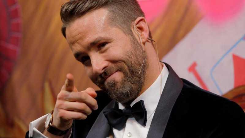 Ryan Reynolds Tak Akan Izinkan Putrinya Jadi Artis Cilik