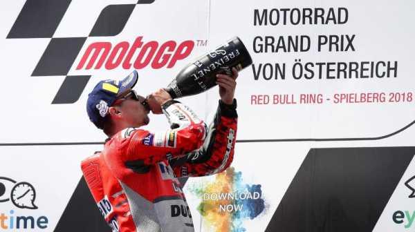 Jejak Perseteruan Lorenzo: Rossi, Dovizioso, Hingga Marquez