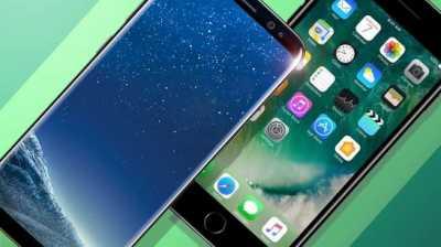 Mana yang Lebih Baik, Galaxy S8 vs iPhone 7?