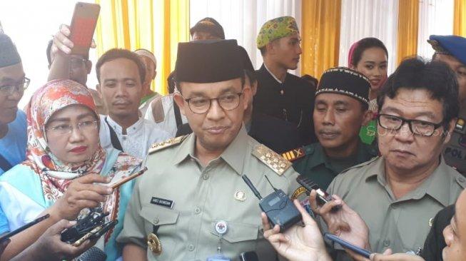 Anies: Tarif Parkir Jakarta Akan Naik Amat Drastis