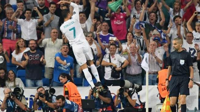 Madrid Menang, Cuma Ronaldo yang Dipuji Zidane