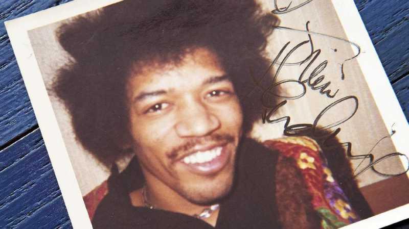 Album Terbaru Jimi Hendrix Bakal Rilis Maret 2017