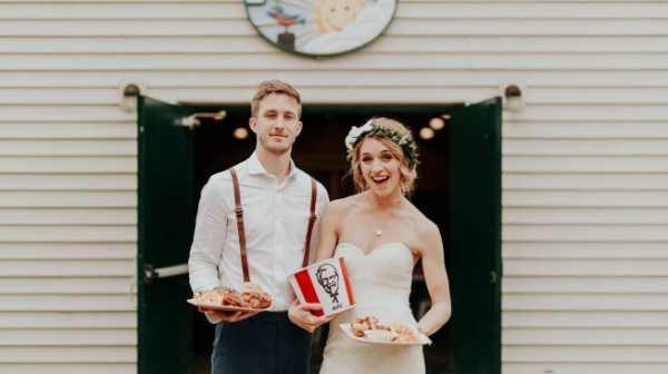Unik, KFC Australia Siap Luncurkan Paket Pesta Pernikahan Bertema Ayam