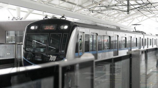 Diskon 50 Persen Tarif MRT Jakarta Diperpanjang Hingga 12 Mei