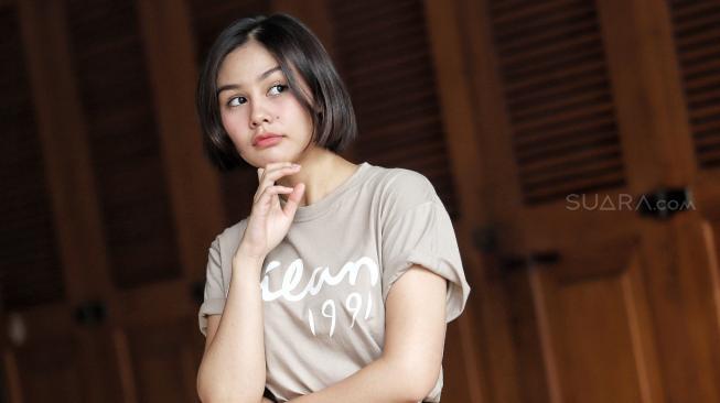 Selain Jadi Milea, Vanesha Prescilla juga Sumbang Lagu di Dilan 1991