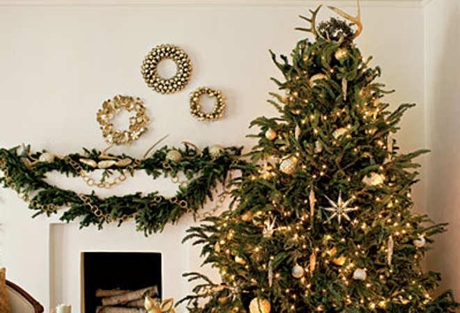 7 Gaya Selebriti Hollywood Rayakan Natal Bersama Keluarga