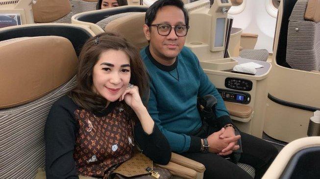 Hina Prabowo, Istri Andre Taulany Dilaporkan ke Polisi