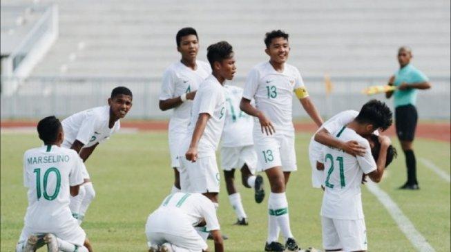 Prediksi Timnas Indonesia U-16 vs Myanmar di Piala AFF U-15 2019