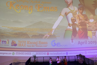 Keong Emas Ajak Animator Milenial Angkat Legenda Rakyat ke Dalam Film