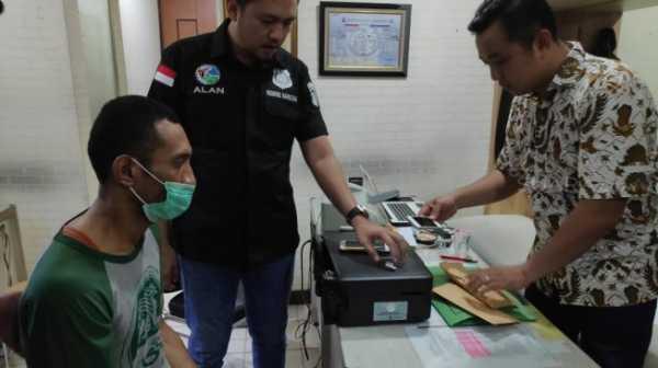 Eddo Indonesian Idol Ditangkap, Ada Sabu di Lipatan Celananya