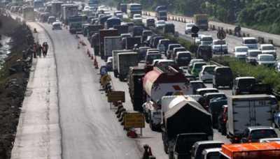Ini Ruas Jalur Mudik di Banten yang Minim Penerangan Jalan