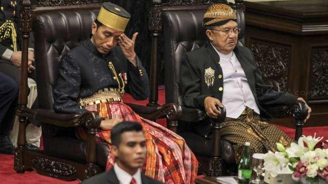 Perkenalkan, Ini Ajudan Baru Jokowi Asal Papua