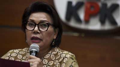 Wali Kota Cilegon Resmi Jadi Tersangka Suap