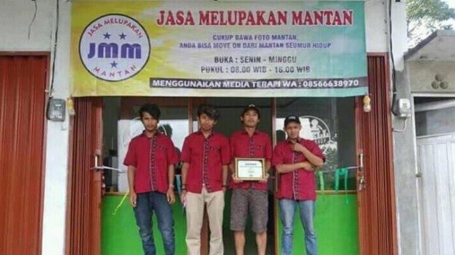 Viral Jasa Melupakan Mantan, <i>Auto Ngakak</i>