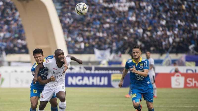Hasil Liga 1 2019: Persib Ditahan Imbang Madura United