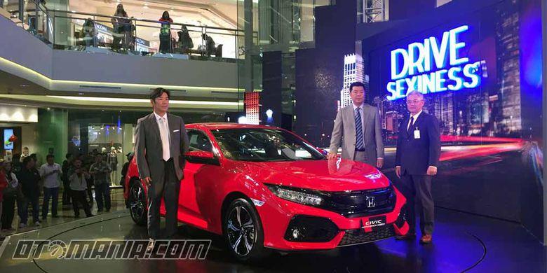 Honda Belum Berencana Rakit Lokal Civic