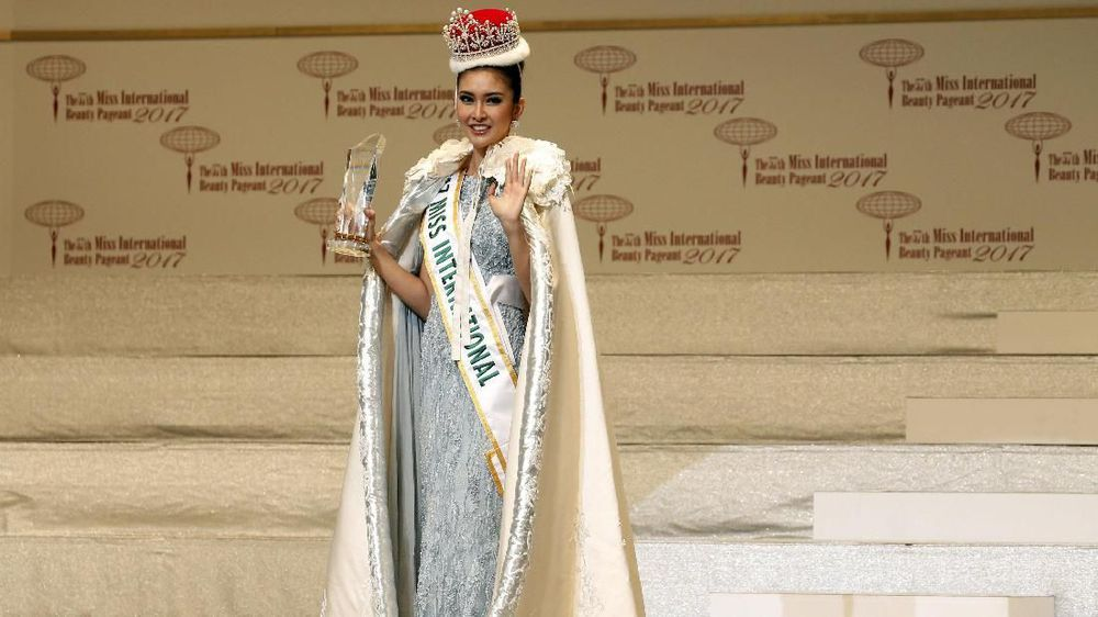Kevin Lilliana, Derita Berujung Mahkota Miss International