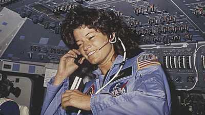 Sally Ride, Astronaut Wanita Peluncur Satelit Milik Indonesia