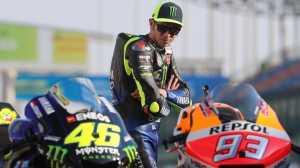 Jelang MotoGP Qatar 2019, Rossi Masih Alami Masalah Ban Depan