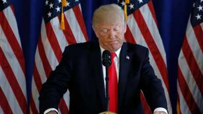 Jadi Presiden, Kekayaan Trump Melorot Rp8,1 Triliun