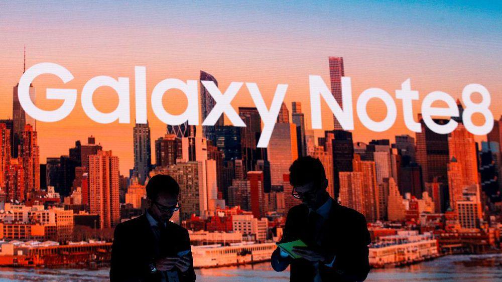 Huawei dan LG Kompak Ejek Samsung Galaxy Note 8