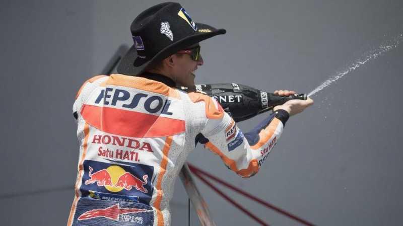 Marc Marquez, Penguasa Sirkuit Austin MotoGP Amerika Serikat