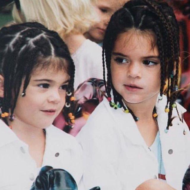Transformasi Kylie Jenner
