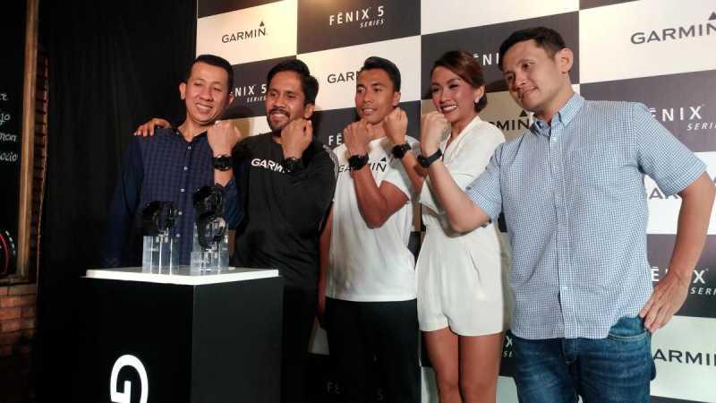 Garmin Meluncurkan Fenix 5 Series