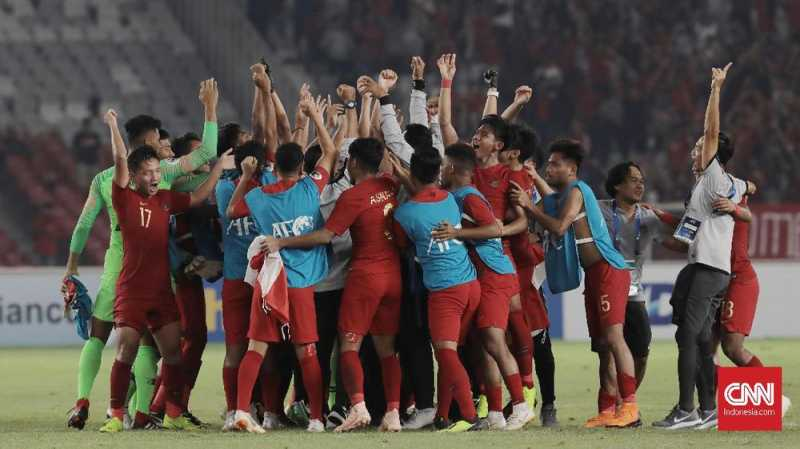 Timnas Indonesia U-19 Butuh Dukungan, Bukan Hinaan