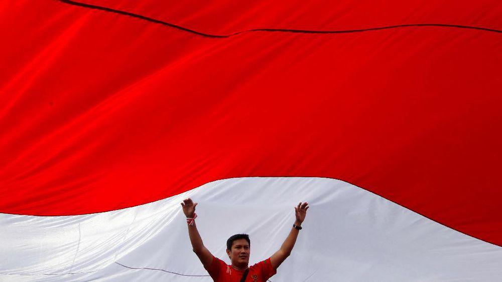 Koran Malaysia Ikut Pasang Bendera Indonesia Terbalik