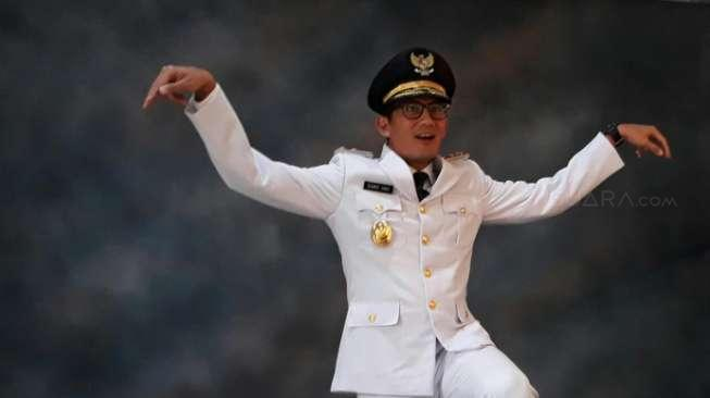 Genderang Perang Sandiaga Uno terhadap Kaum Jomblo